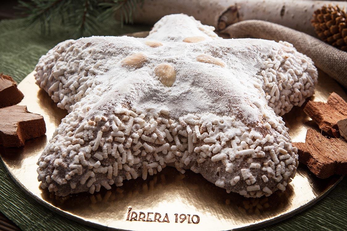Stelle Di Natale Dolci.Stella Di Natale Pasticceria Siciliana Irrera 1910