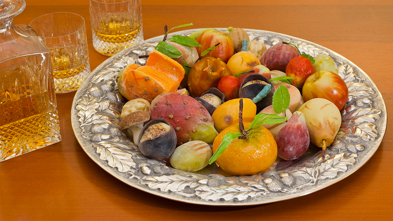Frutta Martorana Pasticceria Irrera 1910